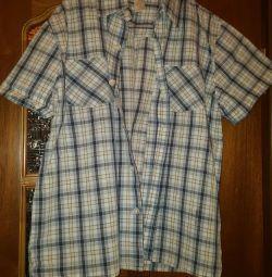 Gömlek, tişört, şort 140-152