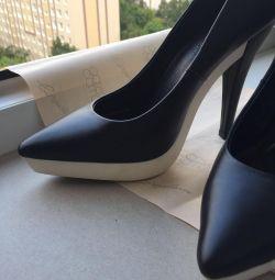 Шкіряні туфлі Stella McCartney (копія) 37 р-р