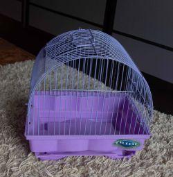 Клетка (переноска) для грызунов