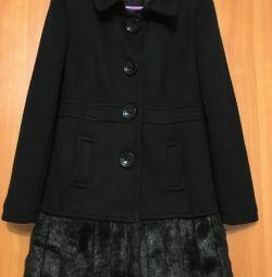 Пальто новое Италия