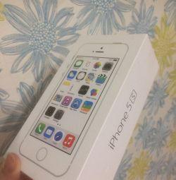 iPhone 5'ler