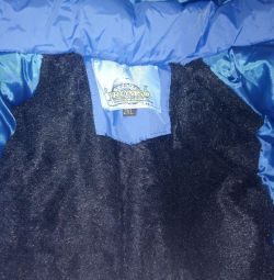 Children's winter jacket