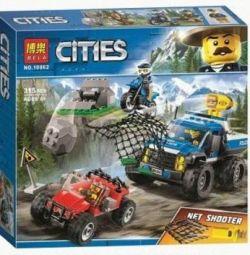 Конструктори Лего City