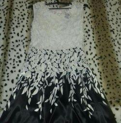 Nou rochie + broșă ca un cadou