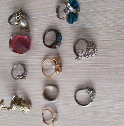 Δαχτυλίδια δωρεάν