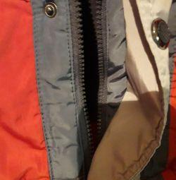 Μπουφάν και παντελόνι χειμώνα