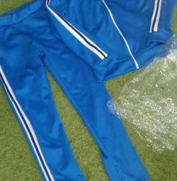 Sports suit 46