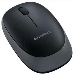 Ποντίκι Logitech m165 USB μαύρο (νέο, συσκευασμένο)