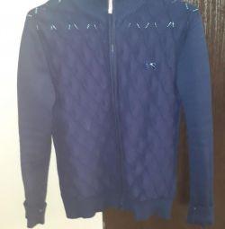 Jacheta școlară în lumină