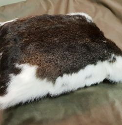 Rabbit Fur Pillows ?