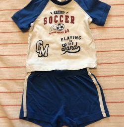 Suit for baby from 3-6 months (Italy)