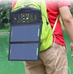 Allpowers Ηλιακός φορτιστής 10 Watt