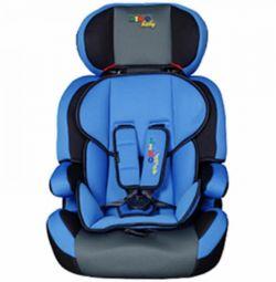 Scaun auto Liko Baby LB 515 Albastru
