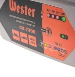 Încărcător WESTER CD-7200