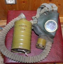 Gas mask civil GP-4u 1957goda.