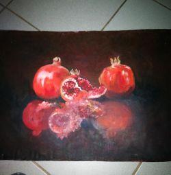 Обучение рисунку, живописи маслом