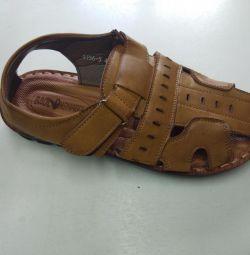 New men's sandals