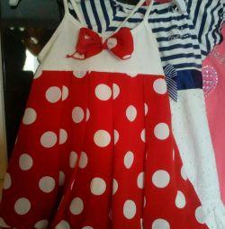 2δέντες + φόρεμα 92-98