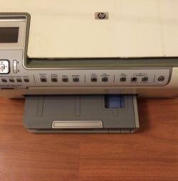 Φωτοαντιγραφικό μηχάνημα σαρωτή εκτυπωτή Hp photosmart c5183