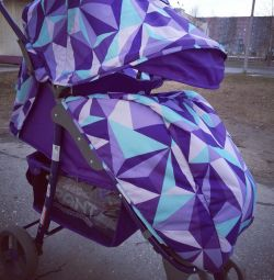 2-3 month stroller used
