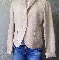 Льняной пиджак Riani