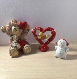 Porcelain Toys