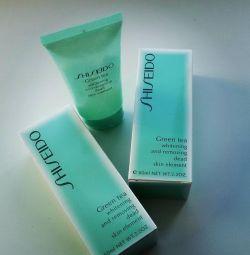 Shiseido Green Tea Shiseido Peeling Facial