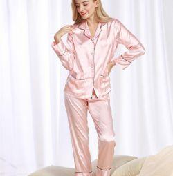 Yeni bir! ev pijamaları