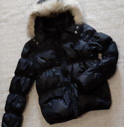 Κάτω σακάκι χειμώνα ostin r. 44-46