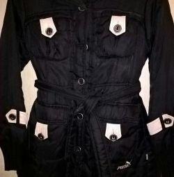Το παλτό που χρησιμοποιήθηκε