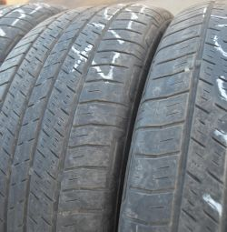 235 / 55R17 Continental Summer Tire Kit