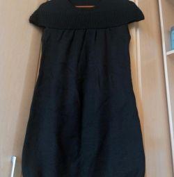 Нове вовняне плаття р. 42-44