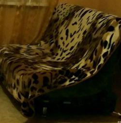 Comfortable soft sofa