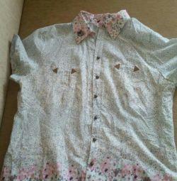 тоненька блузка
