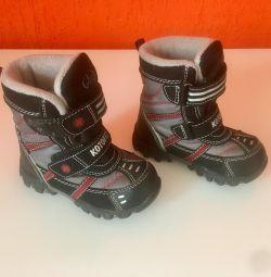 Winter boots Kotofey, size 23