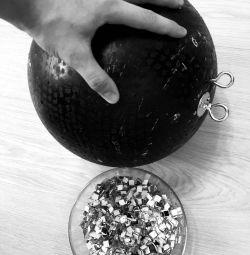 Сфера пластиковая шар круг
