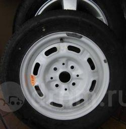 Продам новое колесо 185 65-R14 БЦ-5 Rosava