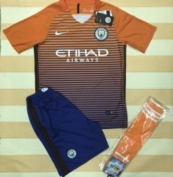 Football form Manchester Sity, new