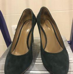 Туфли замшевые CorsoComo р-р38
