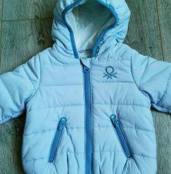 Jacket Benetton Baby, σελ.62