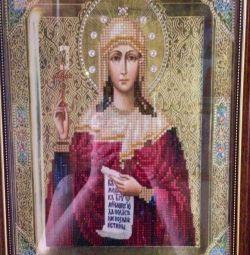 Icoana Sf. Tatiana