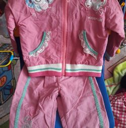 Tracksuit for a girl