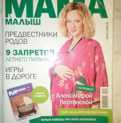 Magazine for expectant mothers