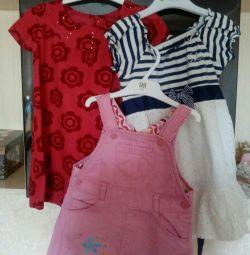 Sundress + 2 φορέματα για ~ 3 χρόνια
