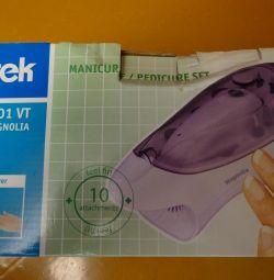Set for manicure and pedicure Vitek