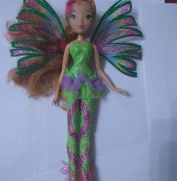Κούκλα Winx Flora