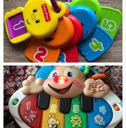 Παιχνίδια Fisher Price για παιδιά