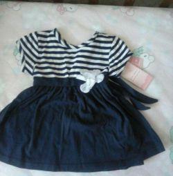 Новое платье на рост 74 фирма глория джинс