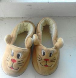 house slippers ...