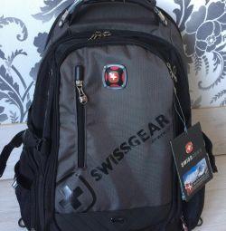 Wenger Swissgear SA-1460 rucsac 17 inch gri